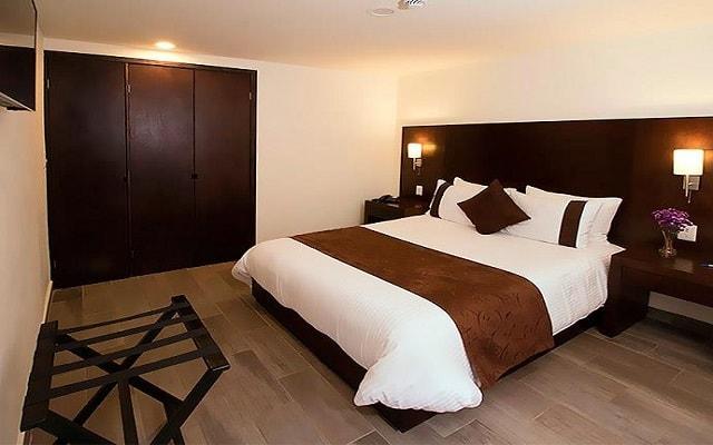 Hotel Misión Express Tampico, espacios diseñados para tu descanso