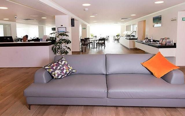 Hotel Misión Express Tampico, atención personalizada desde el inicio de tu estancia