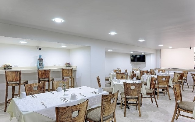 Hotel Misión Express Villahermosa, escenario ideal para comenzar el día