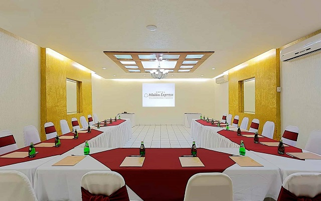 Hotel Misión Express Villahermosa, salón de eventos