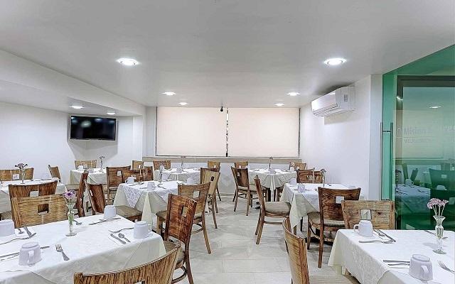 Hotel Misión Express Villahermosa, Restaurante Grijalva