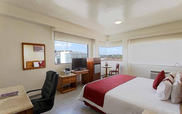 Hotel Misión Express Villahermosa, espacios diseñados para tu descanso