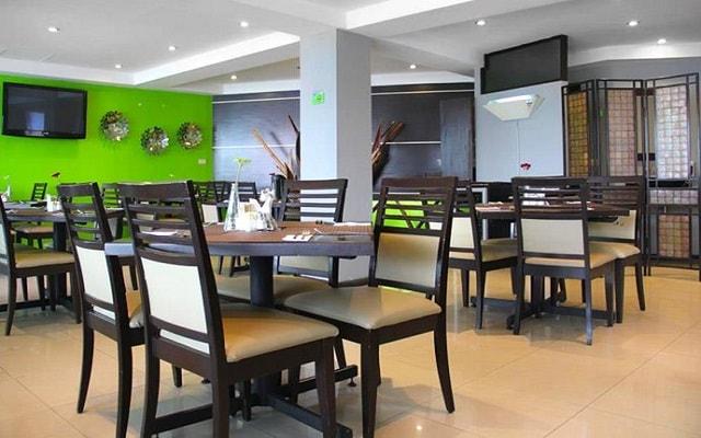 Hotel Misión Express Xalapa Centro, sitio ideal para comenzar el día