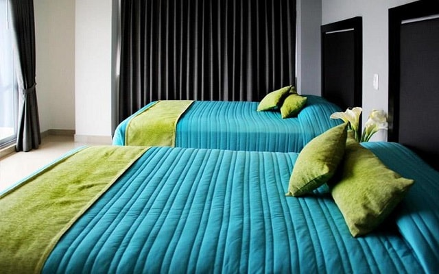 Hotel Misión Express Xalapa Centro, habitaciones cómodas y acogedoras
