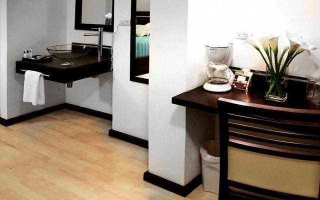 Hotel Misión Express Xalapa Centro, habitaciones bien equipadas