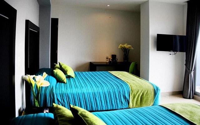 Hotel Misión Express Xalapa Centro, diseño y confort en cada sitio