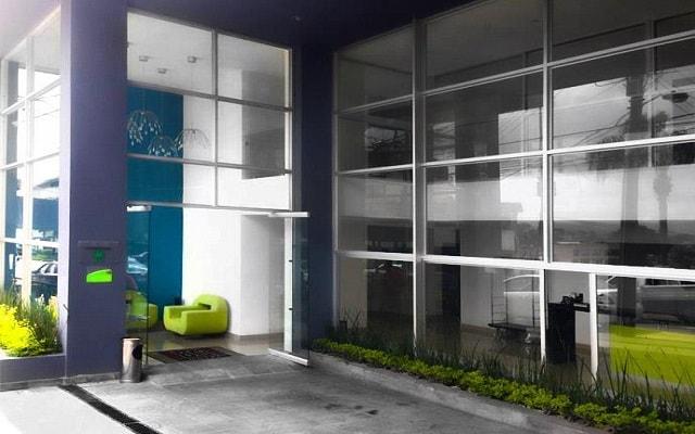 Hotel Misión Express Xalapa Centro, buena ubicación