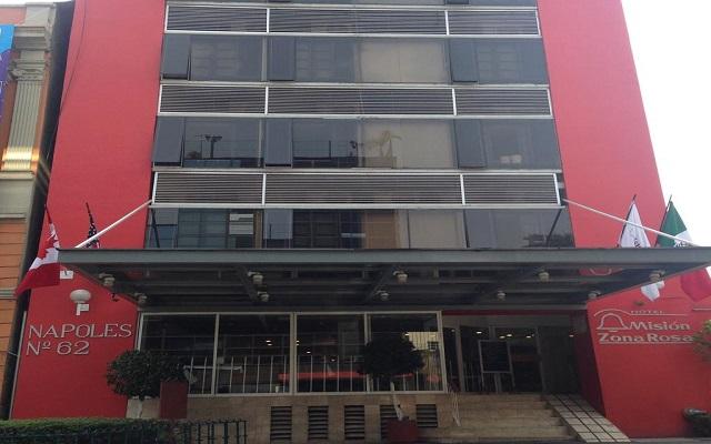 Hotel Misión Express Zona Rosa en Zona Rosa