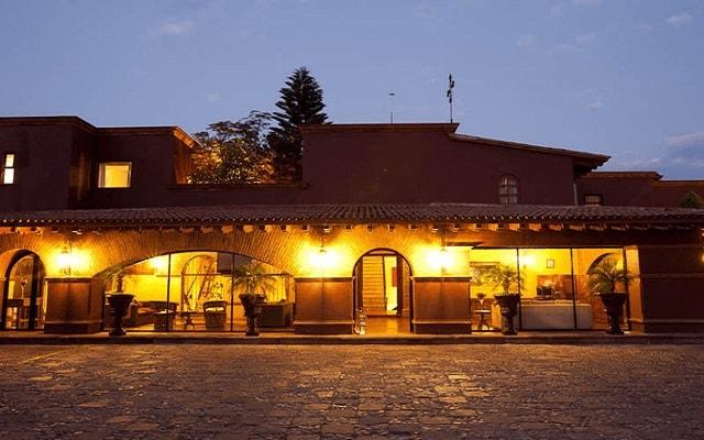 Hotel Misión Grand Casa Colorada en Guanajuato Ciudad