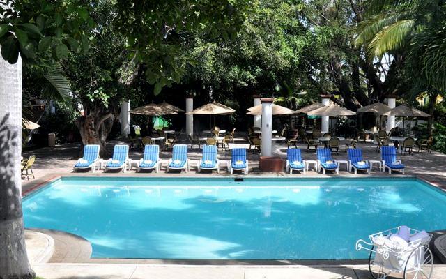 Hotel Misión Grand Cuernavaca en Cuernavaca Ciudad