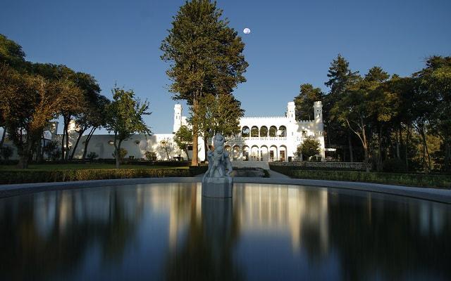Hotel Misión Grand Ex-Hacienda de Chautla, hermosos paisajes