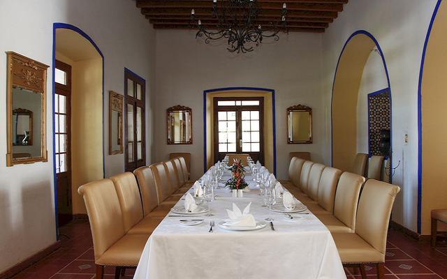 Hotel Misión Grand Ex-Hacienda de Chautla, organiza cenas especiales
