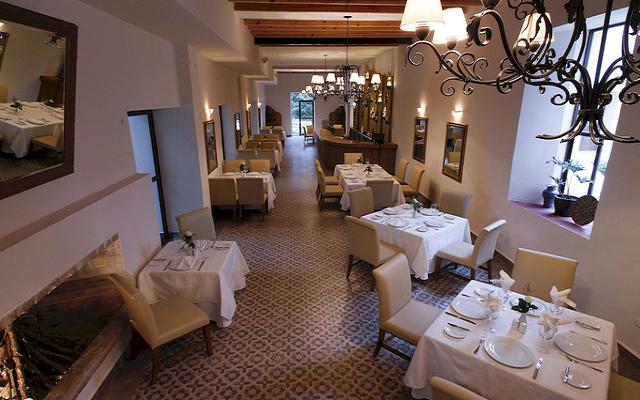 Hotel Misión Grand Ex-Hacienda de Chautla, disfruta platillos de la cocina internacional en su restaurante