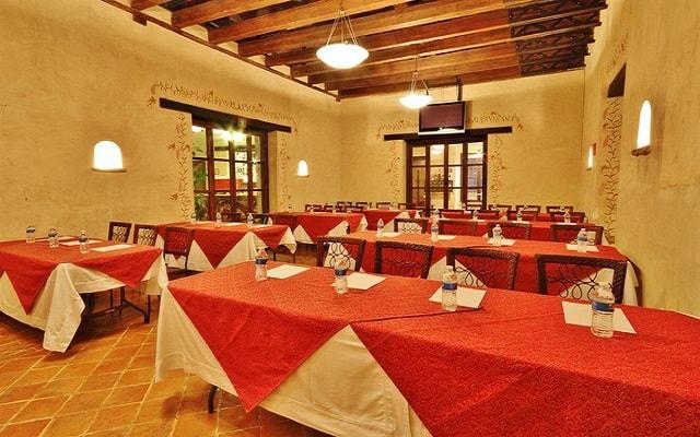 Hotel Misión Grand San Cristóbal de las Casas, salón de eventos