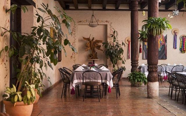 Hotel Misión Grand San Cristóbal de las Casas, espacios para un acogedor descanso