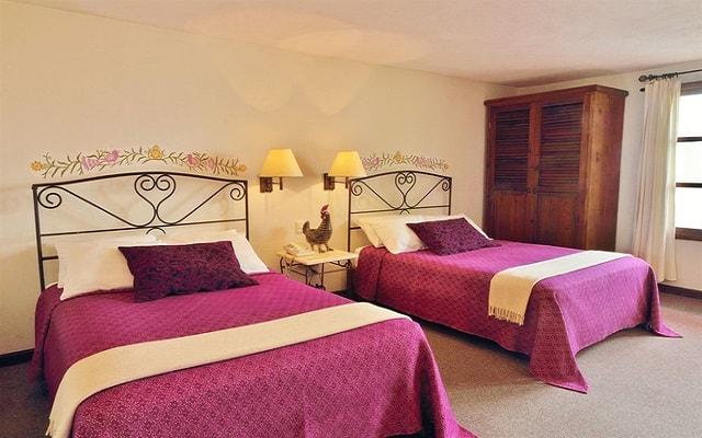 Hotel Misión Grand San Cristóbal de las Casas, habitaciones con todas las amenidades