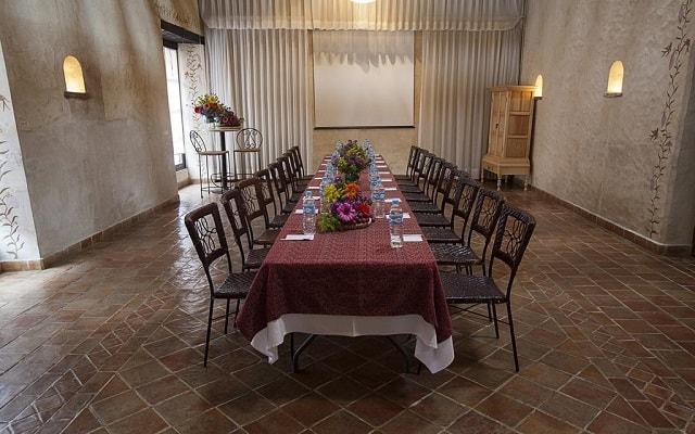 Hotel Misión Grand San Cristóbal de las Casas, sala de juntas