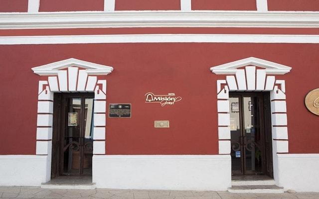 Hotel Misión Grand San Cristóbal de las Casas, buena ubicación