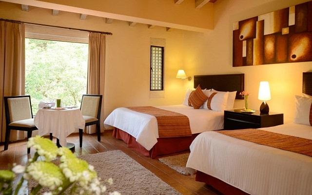 Hotel Misión Grand Valle de Bravo, habitaciones bien equipadas