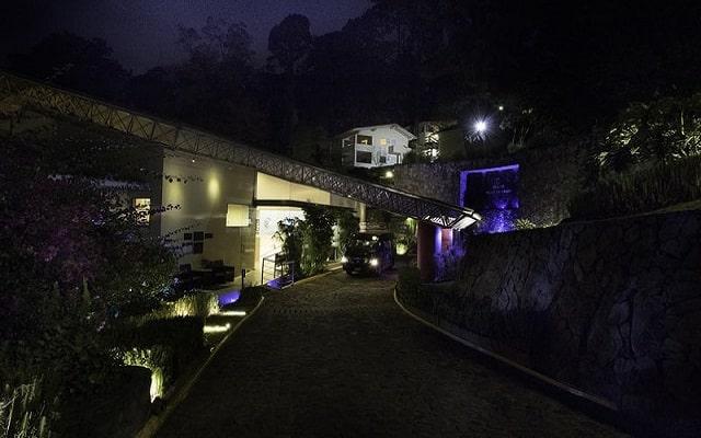 Hotel Misión Grand Valle de Bravo, ingreso