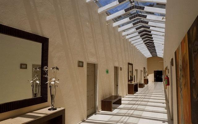 Hotel Misión Grand Valle de Bravo, instalaciones limpias y acogedoras