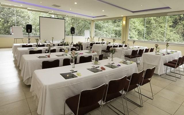 Hotel Misión Grand Valle de Bravo, sitios acondicionados para tu evento
