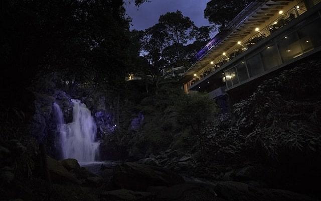 Hotel Misión Grand Valle de Bravo, hermosa vista nocturna