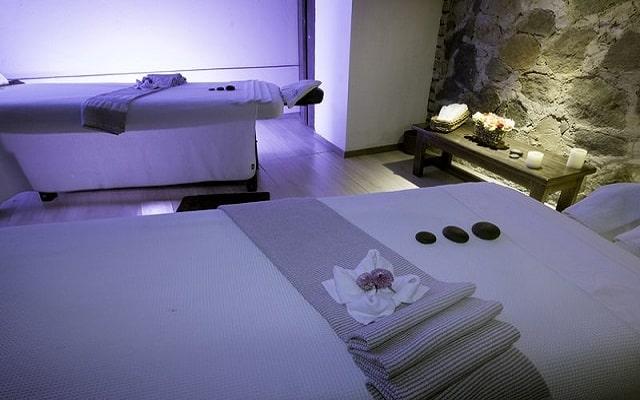 Hotel Misión Grand Valle de Bravo, permite que te consientan en el spa