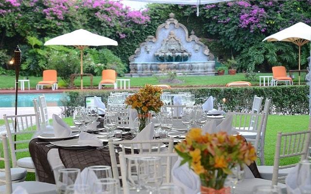 Hotel Misión Guadalajara Carlton, sitio ideal para tu evento