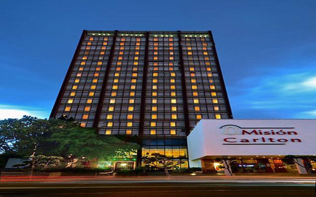 Hotel Misión Guadalajara Carlton en Guadalajara Ciudad