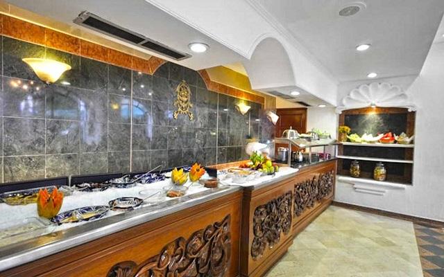 Hotel Misión Guadalajara Carlton, buena propuesta gastronómica
