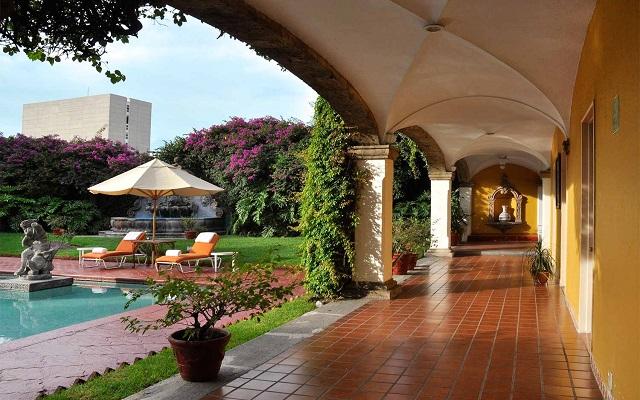 Hotel Misión Guadalajara Carlton, instalaciones limpias y acogedoras