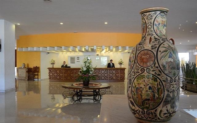 Hotel Misión Guadalajara Carlton, atención personalizada desde el inicio de tu estancia