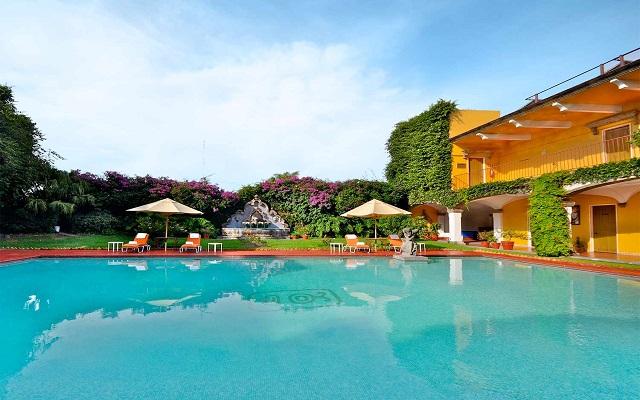 Hotel Misión Guadalajara Carlton, ubicación privilegiada en el centro de la ciudad