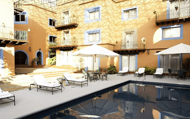 Hotel Misión Guanajuato, espacios llenos de confort
