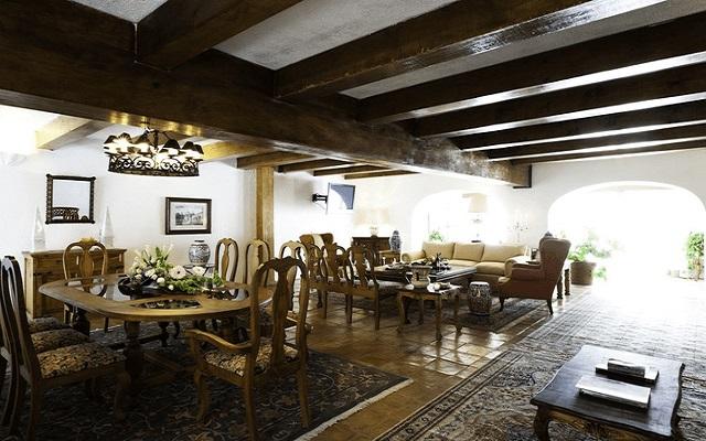 Hotel Misión Guanajuato, ambientes agradables