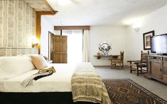 Hotel Misión Guanajuato, te ofrece habitaciones acogedoras