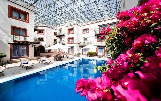 Hotel Misión Guanajuato, diseño y confort en cada sitio
