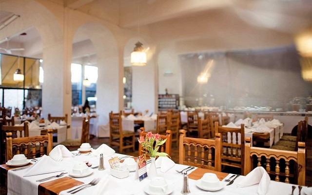 Hotel Misión Guanajuato, tus alimentos en lugares cómodos