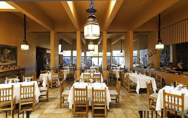 Hotel Misión Guanajuato, Restaurante La Mancha