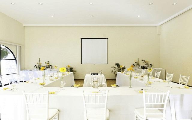 Hotel Misión Guanajuato, salón de eventos