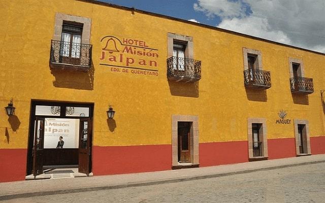 Hotel Misión Jalpan en Jalpan de Serra