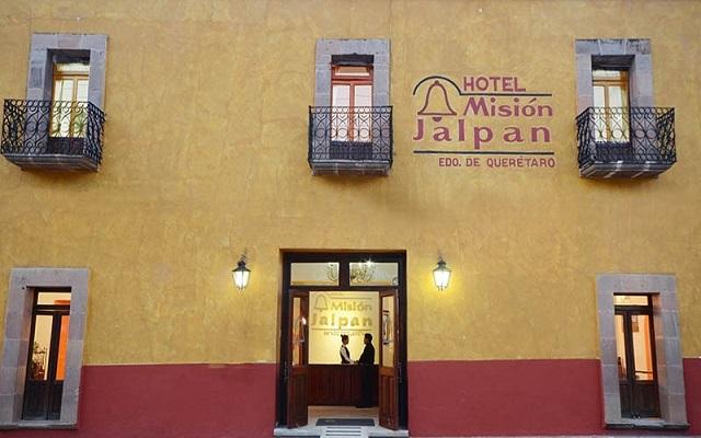 Misión Jalpan Sierra Gorda