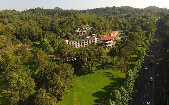 Hotel Misión Los Cocuyos, vista aérea