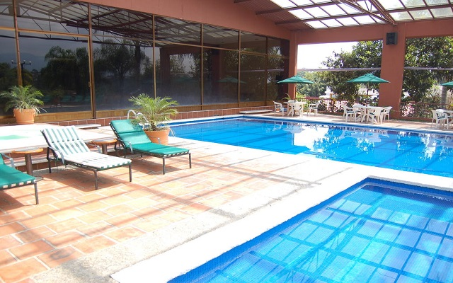 Hotel Misión Los Cocuyos, espacios con todas las amenidades
