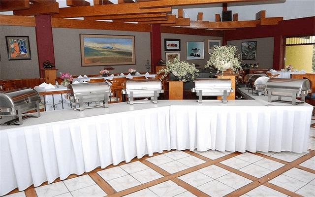 Hotel Misión Los Cocuyos, buena propuesta gastronómica