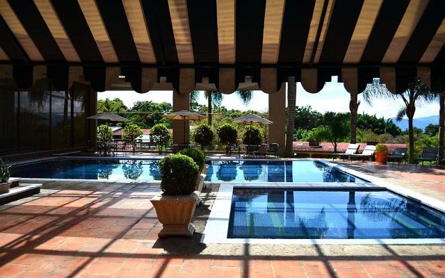 Hotel Misión Los Cocuyos, espacios únicos