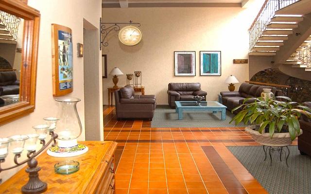 Hotel Misión Los Cocuyos, diseño y confort en cada sitio
