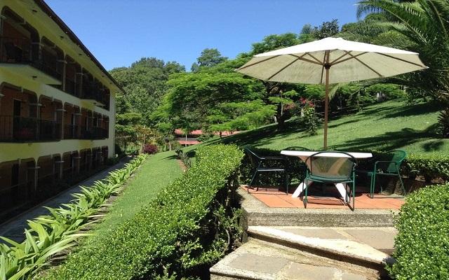 Hotel Misión Los Cocuyos, instalaciones llenas de confort