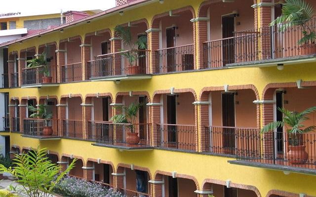 Hotel Misión Los Cocuyos, infraestructura con estilo